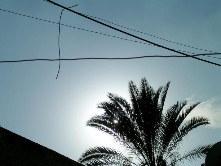 Baghdad afternoon
