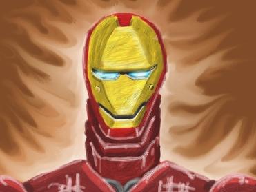 iron man_fan art