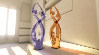 Glass Figurene
