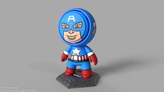 Captain_America_test-iRay