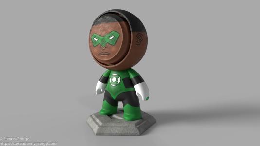 Green_Lantern_test-iRay