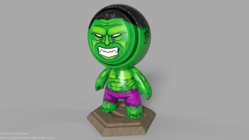 Hulk_test-iRay